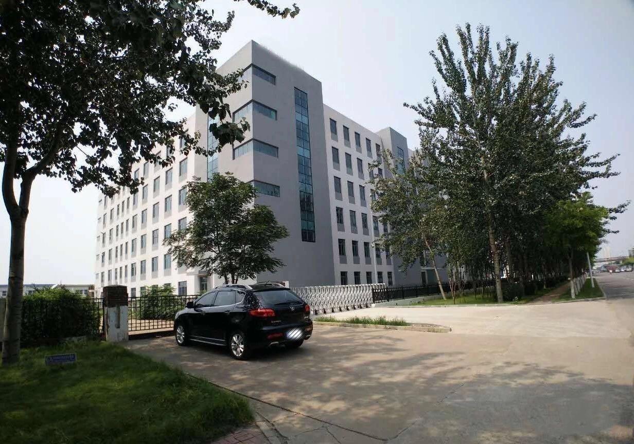 天津自贸区电商广场(综合大楼)项目